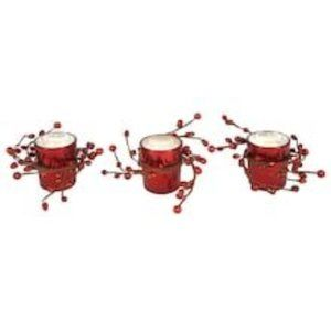 Ashland Winter holly berries scented candles